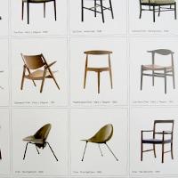 デンマーク ポスター Century of Danish Chair[ 北欧製ポスター・ポスターハンガー ]