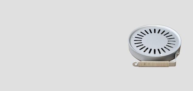 小泉誠 蚊遣り・蚊取り線香入れ 香遣(かやり) [ アルミ・アイアン製のおしゃれなかやり ]