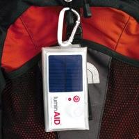 ソーラー充電式LEDランタン LuminAID ルミンエイド