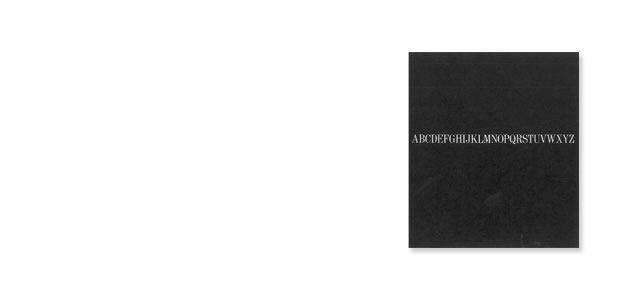Book/五十嵐威暢/ABCD・・・・・XYZ