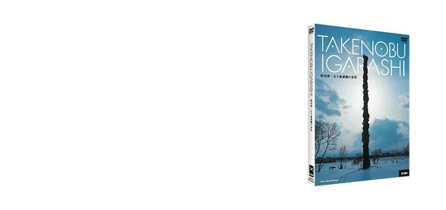 DVD/TAKENOBU IGARASHI - 彫刻家 五十嵐威暢の世界