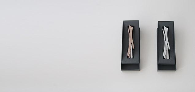 どんな人でも簡単に使うことができる、ユニバーサルデザインな爪切り「Griff」