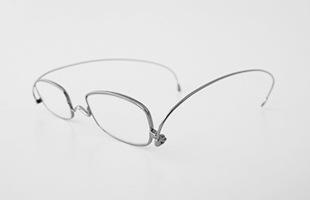 paperglass 老眼鏡 スクエア ベーシックグレー