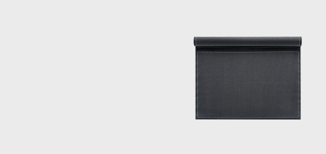 スペインから届いたナプキンとプレイスマットの新しいカタチ「リネン混プレイスマット48×32」