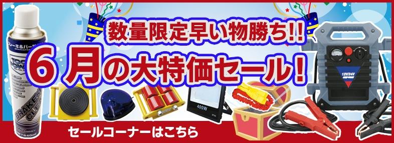 【5月】セールコーナー