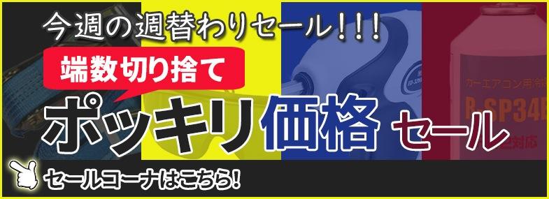 【週替】ポッキリ価格セール!