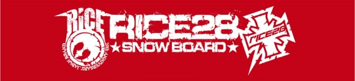 RICE28(ライス)スノーボードを見る