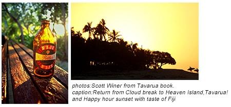 TAVARUA BOOK