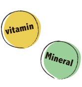 ビタミン&ミネラル
