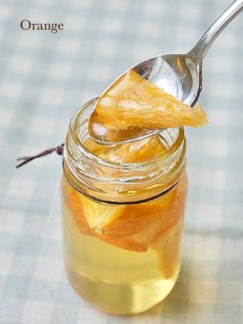 フリーズドライハチミツオレンジ