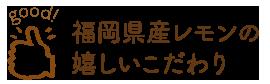 熊本県産ネーブルのこだわり