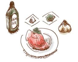 サラダチキン材料