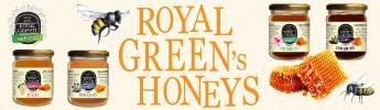ROYAL GREEN's HONEYS �ϥ��ߥ�