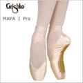【グリシコ】トゥシューズ MAYA I Pro (シャンクM)<Pro C1>標準M巾