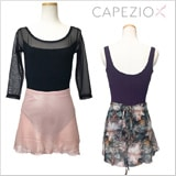 【カペジオ】10606Wラップスカート
