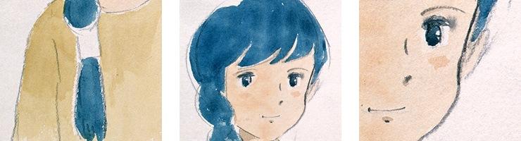 未来少年コナン B5キャラファイン 『ラナ』