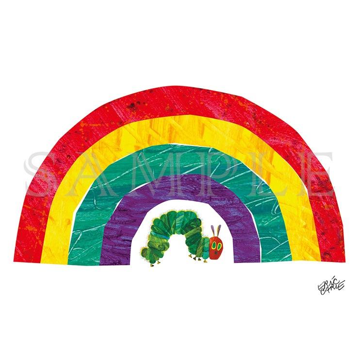 エリック・カール A5キャラファイン『Rainbow 虹』