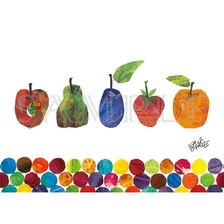 エリック・カール キャラファインミニ『fruit line フルーツライン』
