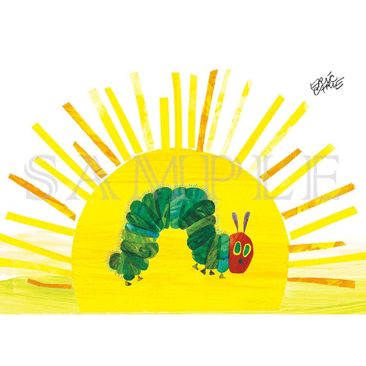 エリック・カール キャラファインミニ『Dots Sun ドット太陽』