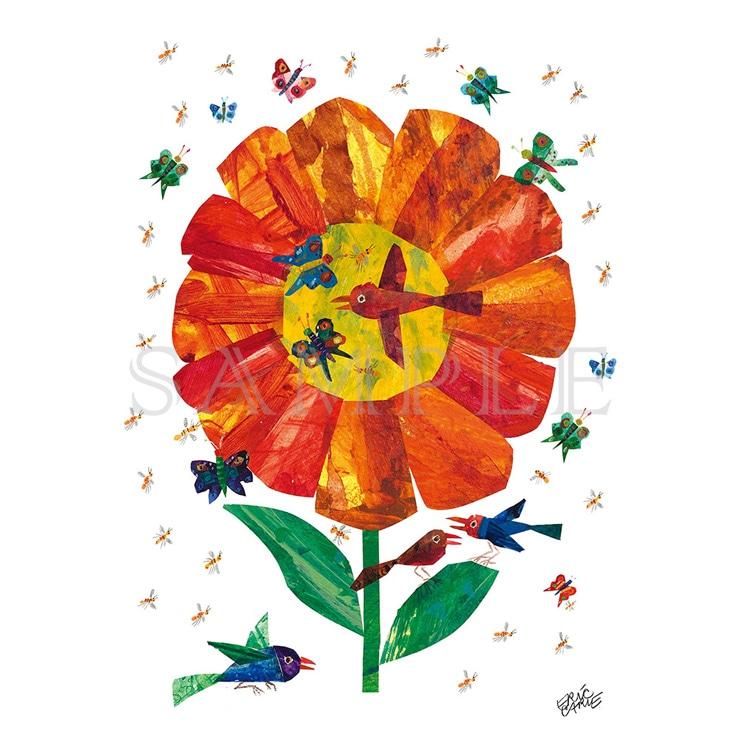 エリック・カール B5キャラファイン『TinySeed spring 春』