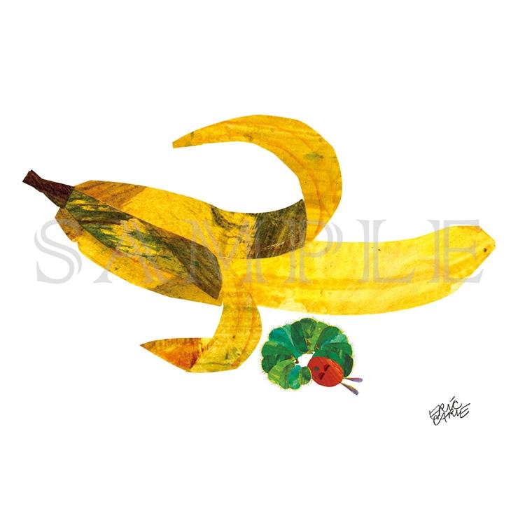 エリック・カール F3キャラファインボード 『Banana バナナ』