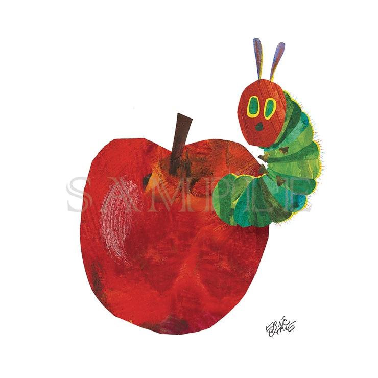 エリック・カール F3キャラファインボード 『Apple りんご』
