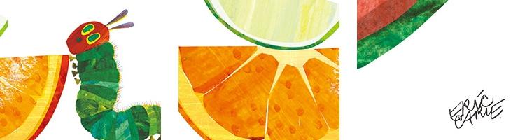 エリック・カール F3キャラファインボード 『Fruit pose フルーツ』