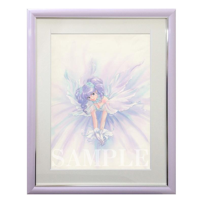 魔法の天使クリィミーマミ 高田明美「White Flower」