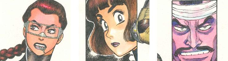 「SABER CATS」オリジナルカラー原画� 高品質複製プリント商品