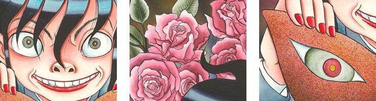 【数量限定】真・不気田くん 1巻(表紙)/犬木加奈子 オリジナルカラー原画 高品質複製プリント商品【直筆サイン付き】