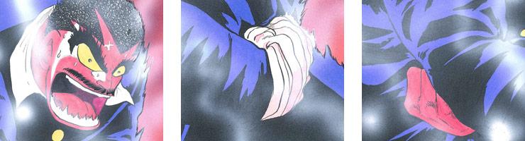 【数量限定】押忍!!空手部/高橋幸慈 カラー複製原画�【直筆サイン付き】