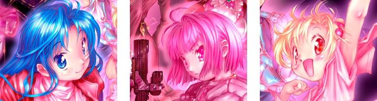 【数量限定】「メタルスレイダーグローリー」新ファンブックカバーイラスト /☆よしみる 複製原画【直筆サイン付き】