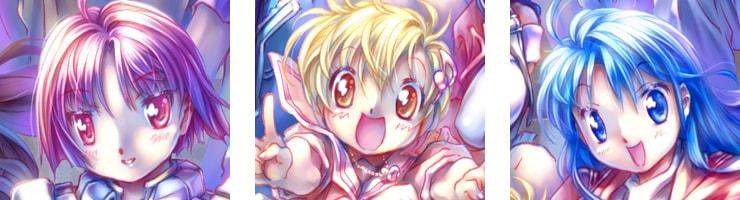 【数量限定】「メタルスレイダーグローリー」新ファンブック 見開きイラスト /☆よしみる 複製原画【直筆サイン付き】