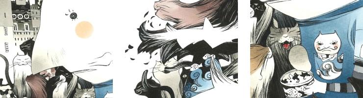 【数量限定】コピックオリジナルカラー原画�/寺田亨 複製原画【直筆サイン付き】
