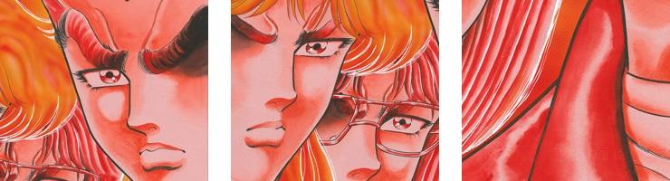 【数量限定】「覇王の森 −CHICKEN CLUB�−」�/石山東吉 複製原画【直筆サイン付き】