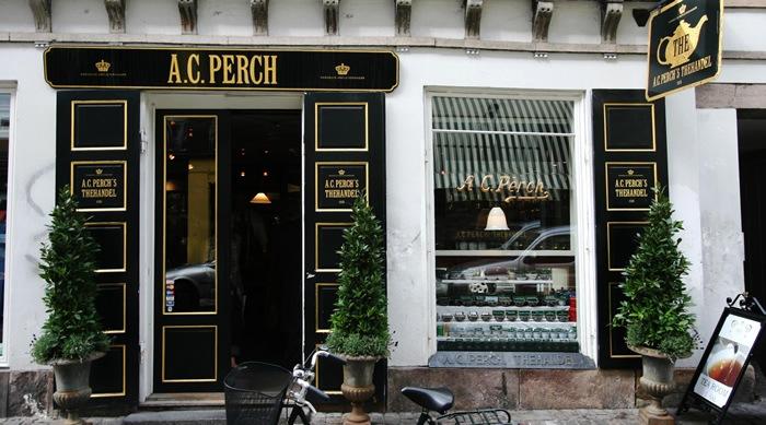 北欧最古の紅茶専門店 エーシーパークス