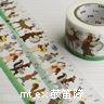 マスキングテープ mt_ex 鼓笛隊 MTEX1P89