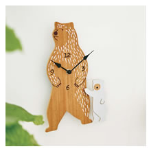 Polar Bear ポーラー ベアー 壁掛け時計