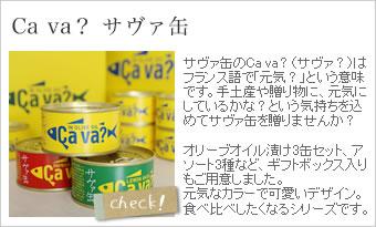 Cava? サヴァ缶