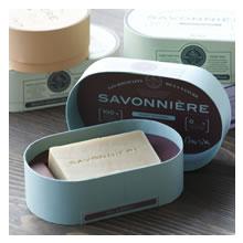 フランス製ソープ サボニエール 石けん SAVONNIERE