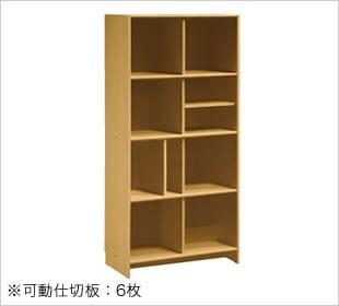 フレックスボード ハイ(LB) SIZE:W799×D400×H1692mm \91,000(+税)