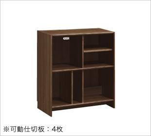 フレックスボード ミドル(BB) SIZE:W799×D400×H898mm \59,000(+税)