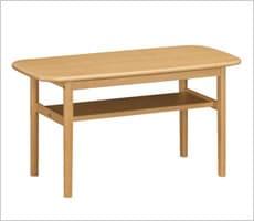 センターテーブル(LB) SIZE:W900×D418×H470mm \51,000(+税)