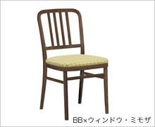 BB×ウィンドウ・ミモザ