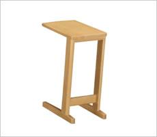 サイドテーブル(LB) SIZE:W435×D205×H470mm \29,000(+税)