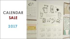 カレンダー セール