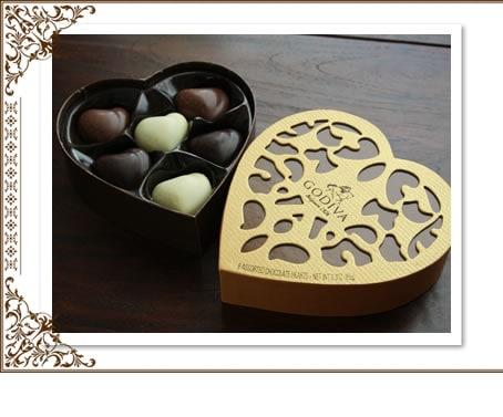 GODIVA ゴディバチョコレート