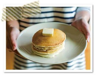 MAM 米粉のパンケーキミックス