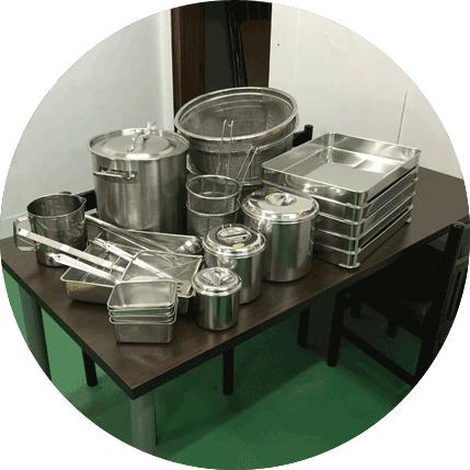食器や調理道具も買取ます!