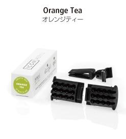 カーエアフレッシュナー専用リフィル・詰め替え用、オレンジディーの香り